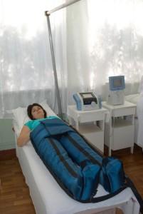 Санаторий Мисхор лечение пневмокомпрессией