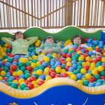 Детская комната в санатории Мисхор